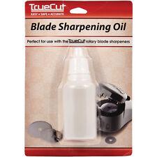TrueCut TrueSharp Blade Sharpening Oil For Rotary Blade Sharpeners