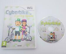 Cyberbike Cycling sports-Nintendo Wii/Wii U-Gratuit, Rapide p&p! - Cyber Bike