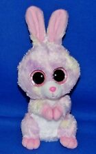 Ty AVRIL (Rare Exclusive) Purple Easter Bunny 6