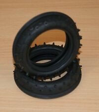 Tamiya 58097 Super Astute/Dyna Storm, 53083/9805617 Front Rib-Spike Tyres/Tires