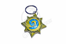 2014 Blizzcon EXCLUSIVE Blizzard Hearthstone Light Up Keychain