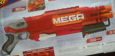 "NERF MEGA..""DOUBLEBREACH""  PUMP-ACTION SHOTGUN ! BRAND NEW !  -#2 HOT PRICE !"