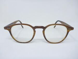 Oliver Peoples OV5062 1122 Emerson Eyeglasses Frames Brown Japan 45-20-145