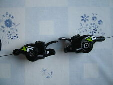 🚲 Fahrrad Montainbike Cannondale green Trigger X0 XO von Sram 3x10 Gang 🚲