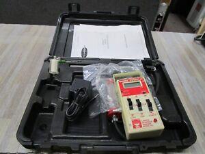 EES ENERAC POCKET CARBON MONOXIDE ANALYZER MODEL 60 W / BOX