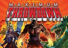 AEG: Maximum Throwdown Card Game (New)