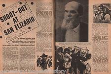 Texas Ranger Massacre @ San Elizario History+Family-Gandara,Granillo,Juarez,Tays