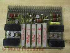 General Electric IC3600APAB1 Amplifier Card - Used