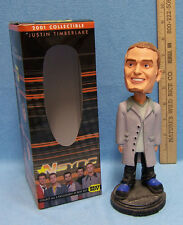 2001 Justin Timberlake Nsync Bobble Head Collectible Resin Best Buy Collectable