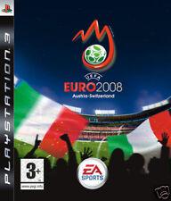 Videogame UEFA EURO 2008 PS3
