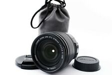 Canon EF-S 15-85mm f/3.5-5.6 IS USM AF Lens w/Pouch From Japan [ Near Mint ]