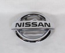 NISSAN SENTRA GRILLE EMBLEM 04-12 OEM GRILL CHROME BADGE sign symbol logo name