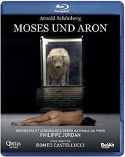 Arnold Schonberg: Moses und Aron [New Blu-ray]