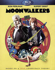 Moonwalkers (Blu-ray Disc, 2016)