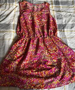 river island chelsea girl dress Size 14