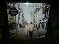 OASIS **(Whats the Story) Morning Glory **NEW DOUBLE RECORD LP VINYL