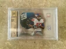 RUEBEN RANDLE 2012 BGS 10 **PRISTINE** AUTO 10 ELITE ROOKIE HARD HATS SP /99