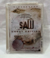 SAW UNCUT 2 DISC SPECIAL EDITION DVD