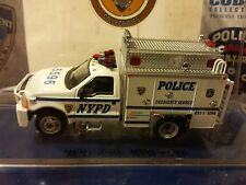 Code 3 New York Police Department Ford 5596 Radio Emergency Patrol 12551 vt