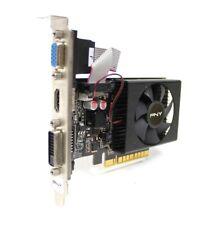 PNY GeForce GT 630 1 GB DDR3 DVI, HDMI, VGA PCI-E x8   #308830
