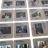 Dead Bang 1989 35mm transparency press kit slides lot of (20) Don Johnson