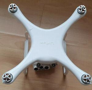 upair 2 ultrasonic 3d 4k Drohne gebraucht im Originalkarton, Akku defekt.