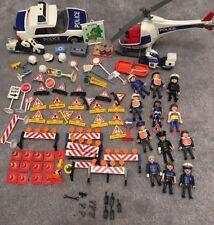 Playmobil Lot police