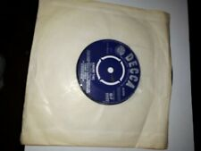 "TOMMY STEELE - LITTLE WHITE BULL  / SINGING TIME   (1959)  7"" vinyl single"