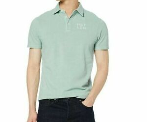 Hackett London HKT Men's Jersey SS SLIM FIT Polo Shirt L