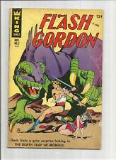FLASH GORDON #2 MANDRAKE THE MAGICIAN  KING COMICS  SILVER-AGE 1967