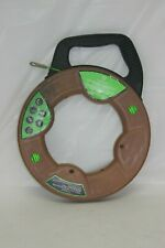 Southwire FTSP45-75NCT SIMPULL Fish Tape 4.5mm 75' Non Conductive Tip, Pre-Owned