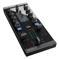 Native Instruments Traktor Kontrol Z1 DJ Mixer Controller w/ USB Audio Interface