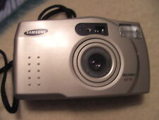 Samsung Maxima Zoom 60XL 35mm Film Camera / wrist strap and Carrying case