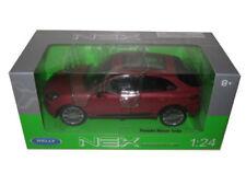 Welly 1/24 Porsche Macan Turbo Diecast Model Car Red (24047)