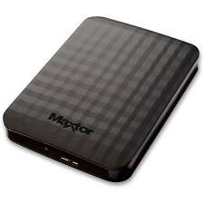 Seagate Maxtor M3 Portable 1TB External Hard Drive USB 3.0