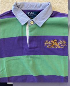Polo Ralph Lauren Rugby Shirt -  New XL