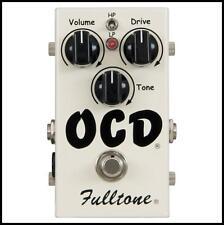 Fulltone OCD Obsessive Compulsive Drive Overdrive Guitar Effects Pedal Version 4