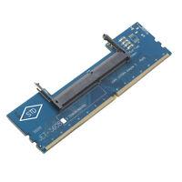 Ordinateur portable DDR4 RAM vers ordinateur de bureau Testeur de mémoire de