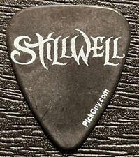 STILLWELL / KORN TOUR GUITAR PICK