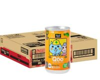 Coca Cola Japan, Qoo, Minnutes Maid, Mikan, Orange, 160ml, 30 Cans, Japan