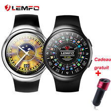 Lemfo LES2 Montre Intelligente WIFI GPS 3G Network 1GB+16GB Pour Android IOS
