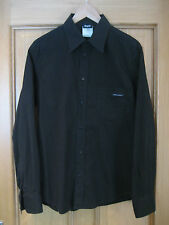 D&G MENS SHIRT 100% ORIGINAL D&G DOLCE & GABBANA MENS SHIRT VERY RARE BLACK D&G