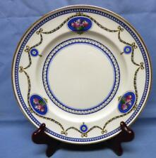 "1922 ROYAL WORCESTER CROWN WARE CAMEO PATTERN DINNER PLATE SZ-9 1/8"" R.N-693406"