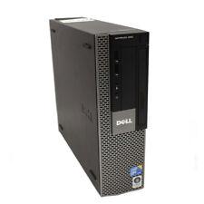 Dell Optiplex 960 Dual Core Small Form Windows XP Pro PC + Serial Port - 32160X