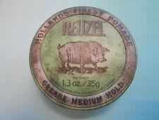 Reuzel Pomade 35 gr.medium Hold Reisegröße        100g=25,57 E  /