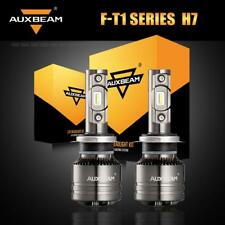 AUXBEAM H7 LED Headlight Bulb High Beam 8000LM 70W 6500K Xenon White Bright T1