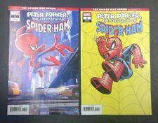 Spider-Man Annual Presents Peter Porker Spider-Ham 1:50 Hidden Gem Marvel 2019