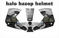 0700000800 ESAB Sentinel A50 WELDING HELMET WRAP DECAL STICKER halo hazop