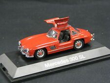 Schuco Mercedes-Benz 300 SL 1:43 Red (JS)