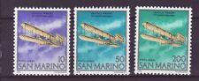 San Marino Nr.  1165-67 **  Gebrüder Wright erster Motorflug